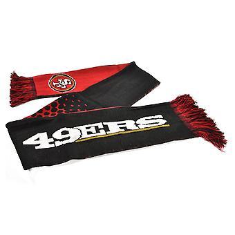 San Francisco 49ers NFL Fade Design