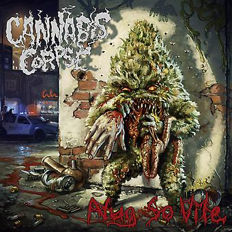 Cannabis Corpse - Nug So Vile Vinyl