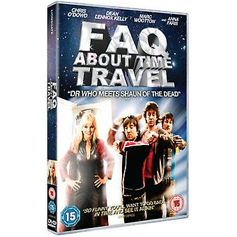 FAQ About Time Travel DVD (2009) Anna Faris Carrivick (DIR) cert 15 Região 2