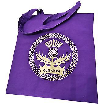 Outlander Inspired Tote Bag by Sweet Pea Designs