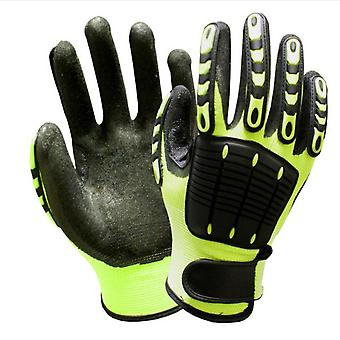 Anti Cut Gloves Crash Resistant Wearable Safety Gloves