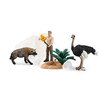 Wild Life Hyena Attack Toy Figures 42504 42504
