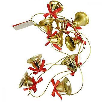 Christmas Tree Hanging Jingle Bells