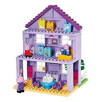 BIG-Bloxx Grootouders Huis Bouw Set Speelgoed Speelset