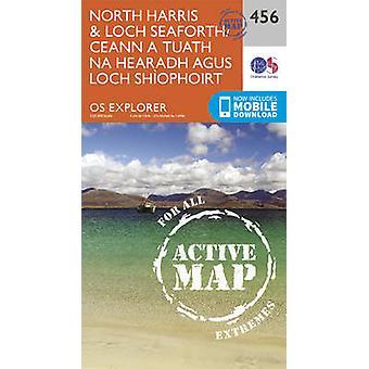 North Harris en Loch Seaforth/Ceann a Tuath Na Hearadh Agus Loch Shiphoirt
