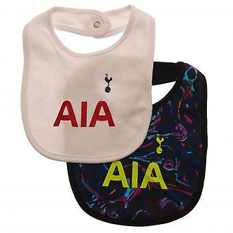 Tottenham Hotspur 2er Pack Lätzchen MT