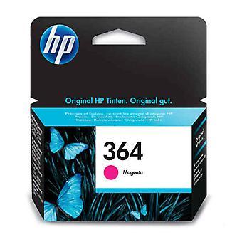 Cartouche d'encre compatible HP 364 Magenta