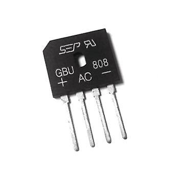 Gbu808 800v nätdiodbrygga likriktare
