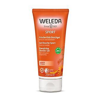 Arnica Shower Gel Sport Shower 200 ml of gel