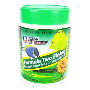 Ocean Nutrition Formula TWO Flakes - 2.2 oz