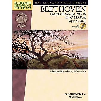 Beethoven: Sonatas No. 16 (Ludwig van Beethoven)