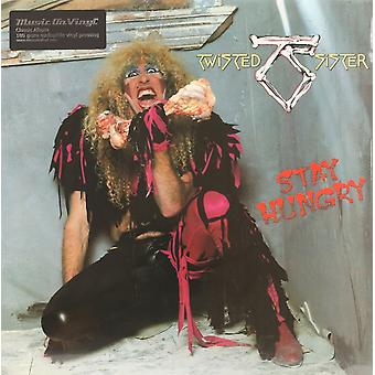 Twisted Sister - Stay Hungry Vinyl