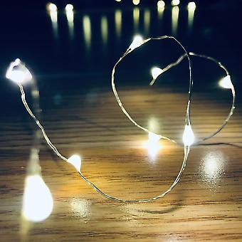 Vine Fairy Lights, 30 LED per Wire String, Perfect For Small Christmas Tree, Event, Vase or Display