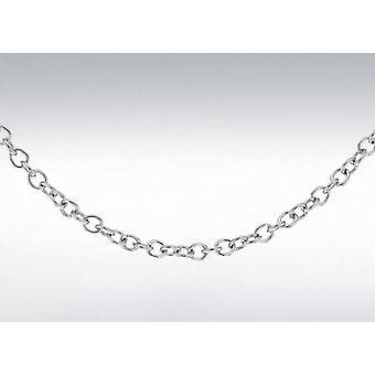 Rhapsody 950 Platinum High Finish Trace Kette für Unisex Anniversary Größe 20 ''