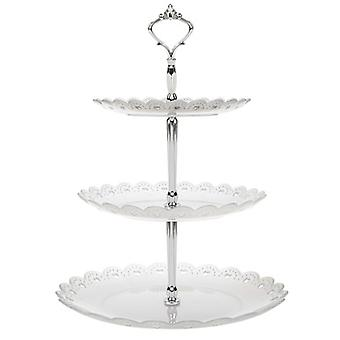 3 Tier Cake Stand Molds , Fruit Tray