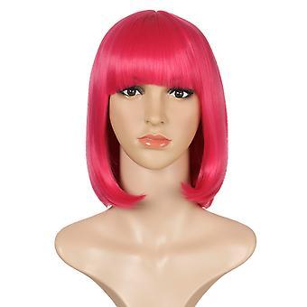 Brand Mall Pruiken, Lace Pruiken, Realistische Korte Hair Straight Hair