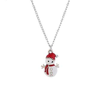 Santa Claus Pendant Bracelet Alloy Decorations Christmas For Home Happy New Year 2022 Christmas Tree Ornaments Xmas Gifts