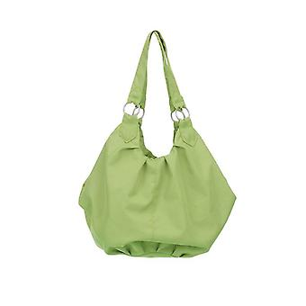 Obaby Lime Pompom Changing Bag