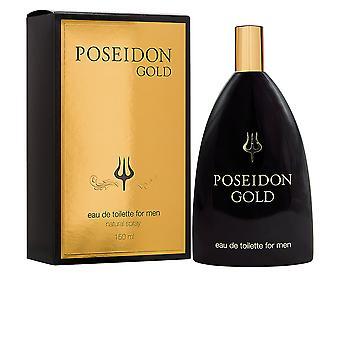 Posseidon Poseidon Gold For Men Edt Spray 150 Ml For Men