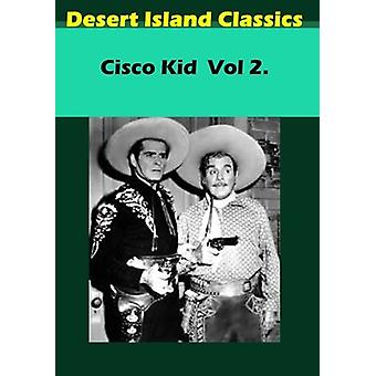 Importer des Cisco Kid 2 [DVD] é.-u.