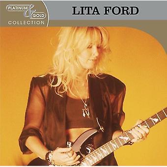 Lita Ford - Platinum & Gold Collection [CD] USA import