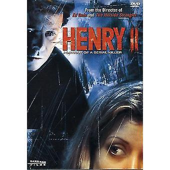 Henry 2-Portrait of Serial Killer [DVD] USA import