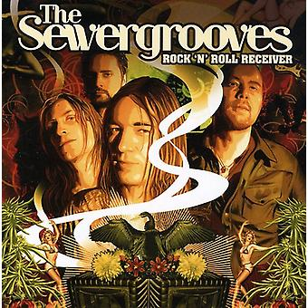 Sewergrooves - Rock N Roll Receiver [CD] USA import