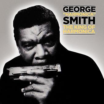 George huuliharppu Smith - huuliharppu kuningas [CD] USA tuonti