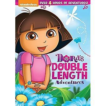 Dora Utforskaren: Doras dubbel längd äventyr [DVD] USA import