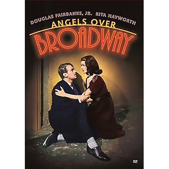 Engler Over Broadway [DVD] USA import