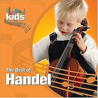 G.F. Handel - The Best of Handel [CD] USA import