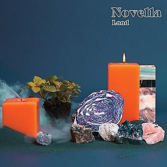 Novella - Land [CD] USA import
