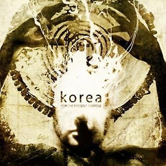 Korea - For the Present Purpose [CD] USA import