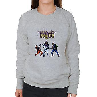 Battle Of The Bands Eternia Skeletor Women's Sweatshirt
