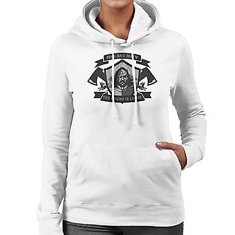 No Mercy The Hound Is Loose Sandor Clegane Game Of Thrones Women's Hooded Sweatshirt