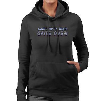 Game Over Man Bill Paxton vreemdelingen vrouwen Hooded Sweatshirt