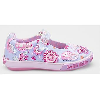 Lelli Kelly Jackie LK5050 Lilac Shoes