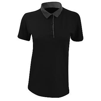סדן נשים/גברות כפול חולצת פולו מצויד למחצה