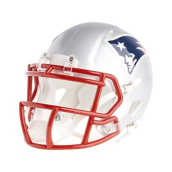Casco da Riddell mini football - NFL New England Patriots velocità