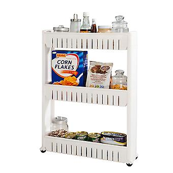 SoBuy 3 livelli Slide Out Storage Tower, FRG40-W