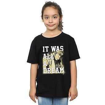 Garotas grandes notórias foi tudo um sonho t-shirt