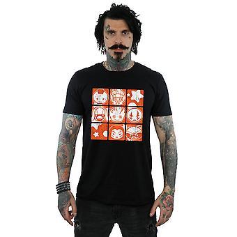 Förundras över mäns Kawaii väktare av galaxen Retro T-Shirt