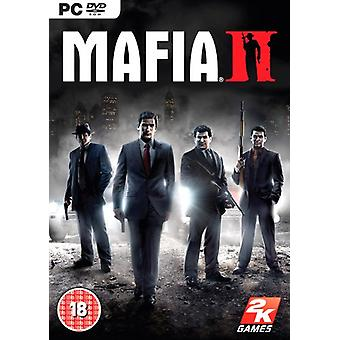 Mafia II (PC DVD)-fabriken förseglad