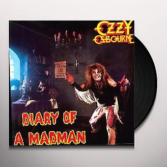Ozzy Osbourne - Diary of a Madman [Vinyl] USA import