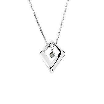 Misaki halsketting zilveren BARRACUDA QCRPBARRACUDA
