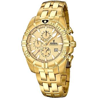 Festina miesten watch chronograph F20356-1