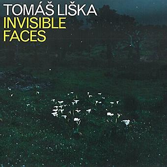 Tomas Liska - Tomas Liska: Importazione USA Invisble Faces [CD]