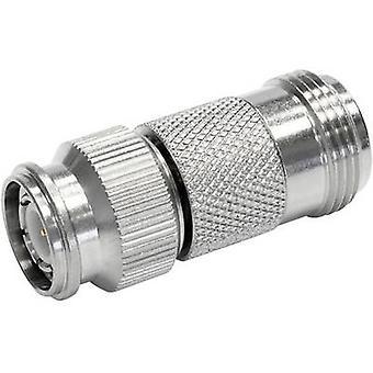 Telegärtner J01019A0008 TNC Adapter TNC Stecker - N Buchse 1 Stück(s)