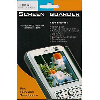 Google G1 は携帯電話用画面ガーダー スクリーン プロテクター