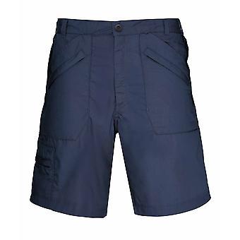 Champion Mens Multi Pocket Cargo Długość kolan Szorty kąpielowe - Granatowy - 32